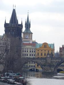 Citytrip in Europe - Prague - Charles Bridge
