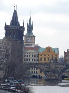 Citytrip in Europe - Prague - Charles Bridge