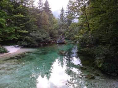 Ribiski Okolis Reserve Slovenia