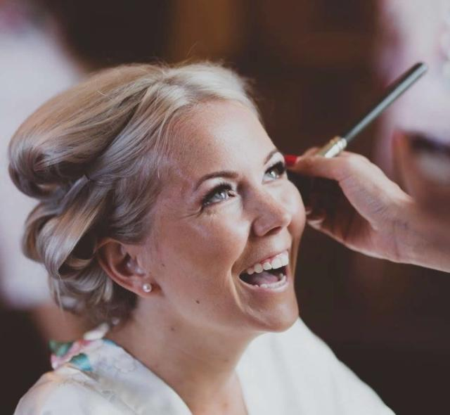 the importance of a bridal hair and make up trial