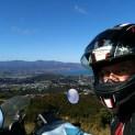 Flo watching over Wellington