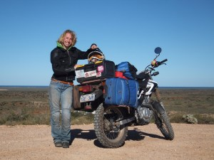 Chantal - Chick on the chook chaser