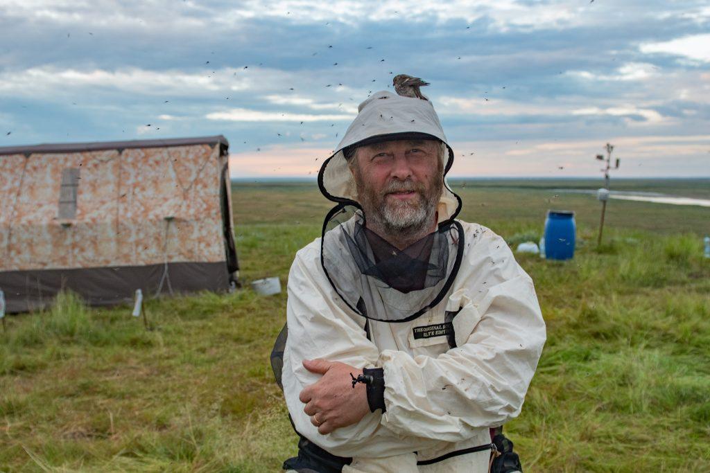 Research Professor Bruce Forbes, Yamal Fieldwork 2019. Photo Jeff Kirby
