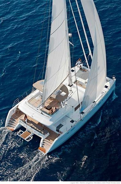 Catamaran Lagoon 560 S2 Sailing Catamarans Croatia