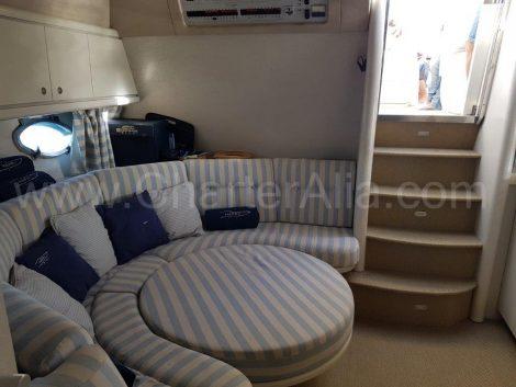 aluguer Salão conversível Ibiza Boat