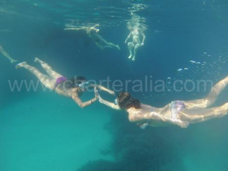 Nossa camera gopro e perfeita para fotos subaquaticas