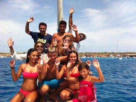 Um dia maravilhoso com uma família de venezuelanos estabelecidos na Espanha