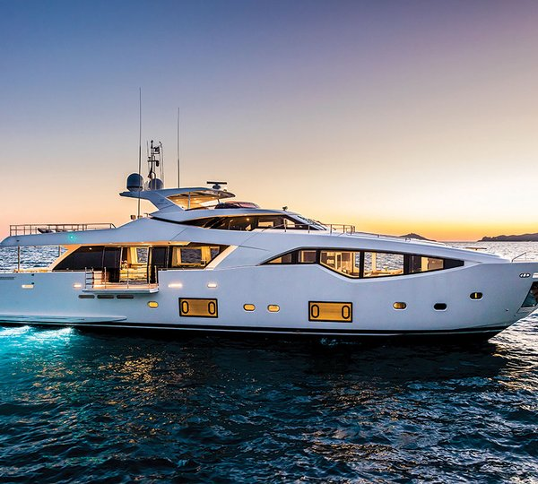 Ferretti Yachts For Charter CHARTERWORLD Luxury Yachts