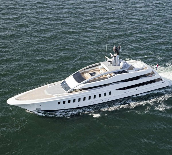 Luxury Yacht Charter Boats Available In A World Tour In 2019