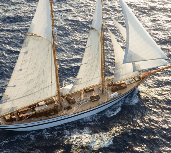 Seaquell Yacht Charter Details Luxury Crewed Sail Yacht