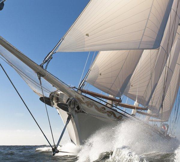 Les Voiles De St Tropez Luxury Yacht Charters The Complete 2018 Amp 2019 Guide By CHARTERWORLD