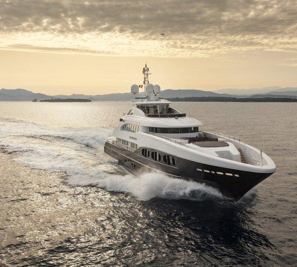 47m Motor Yacht Project MARGARITA Hull 16847 By Heesen Yachts Yacht Charter Amp Superyacht News