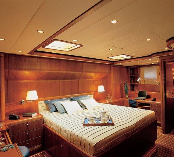 NALADE Yacht Charter Details Nautor Swan CHARTERWORLD