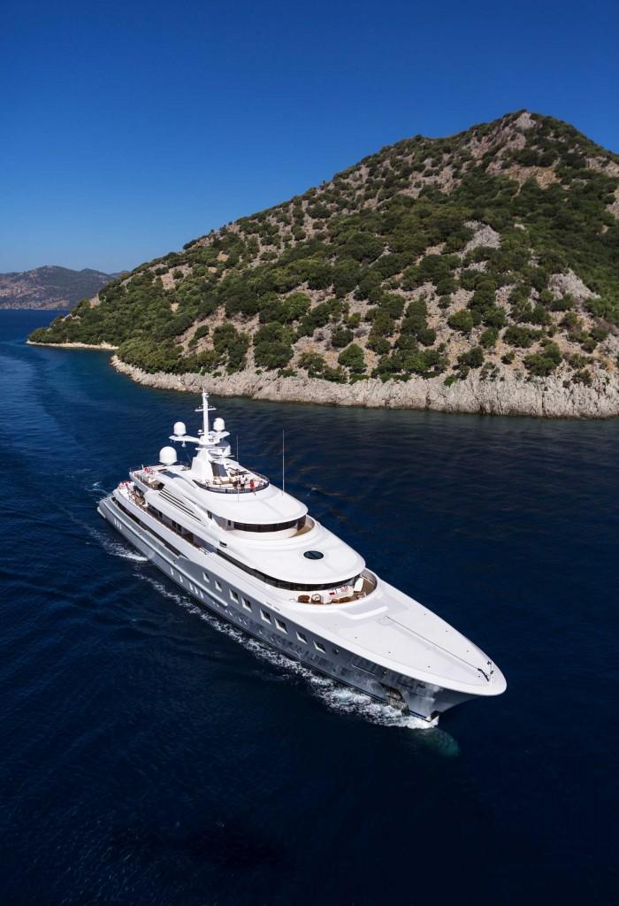 AXIOMA Yacht Charter Details Dunya Yachts CHARTERWORLD