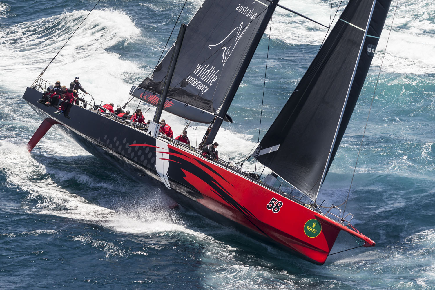 The Rolex Sydney Hobart Yacht Race The Complete 2019