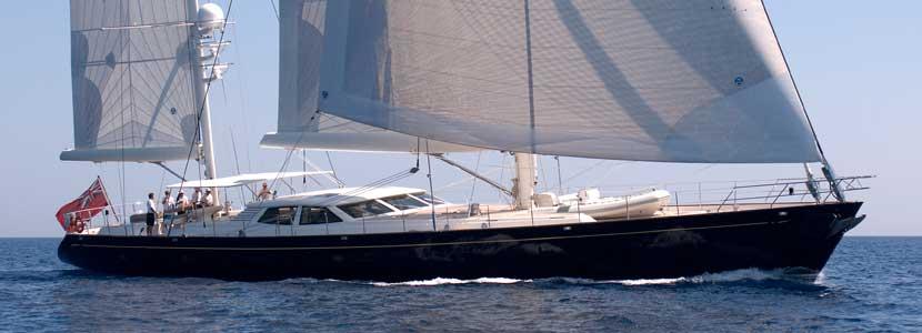Yacht ANTARES OF GRAND CAYMAN Royal Huisman