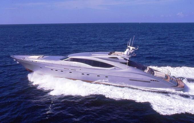 BIRGITTA A Motor Yacht By Palmer Johnson Yachts Charter