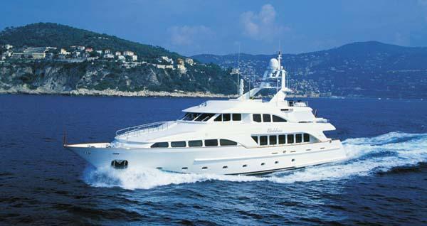 Yacht ELALDREA Benetti Yachts CHARTERWORLD Luxury Superyacht Charters