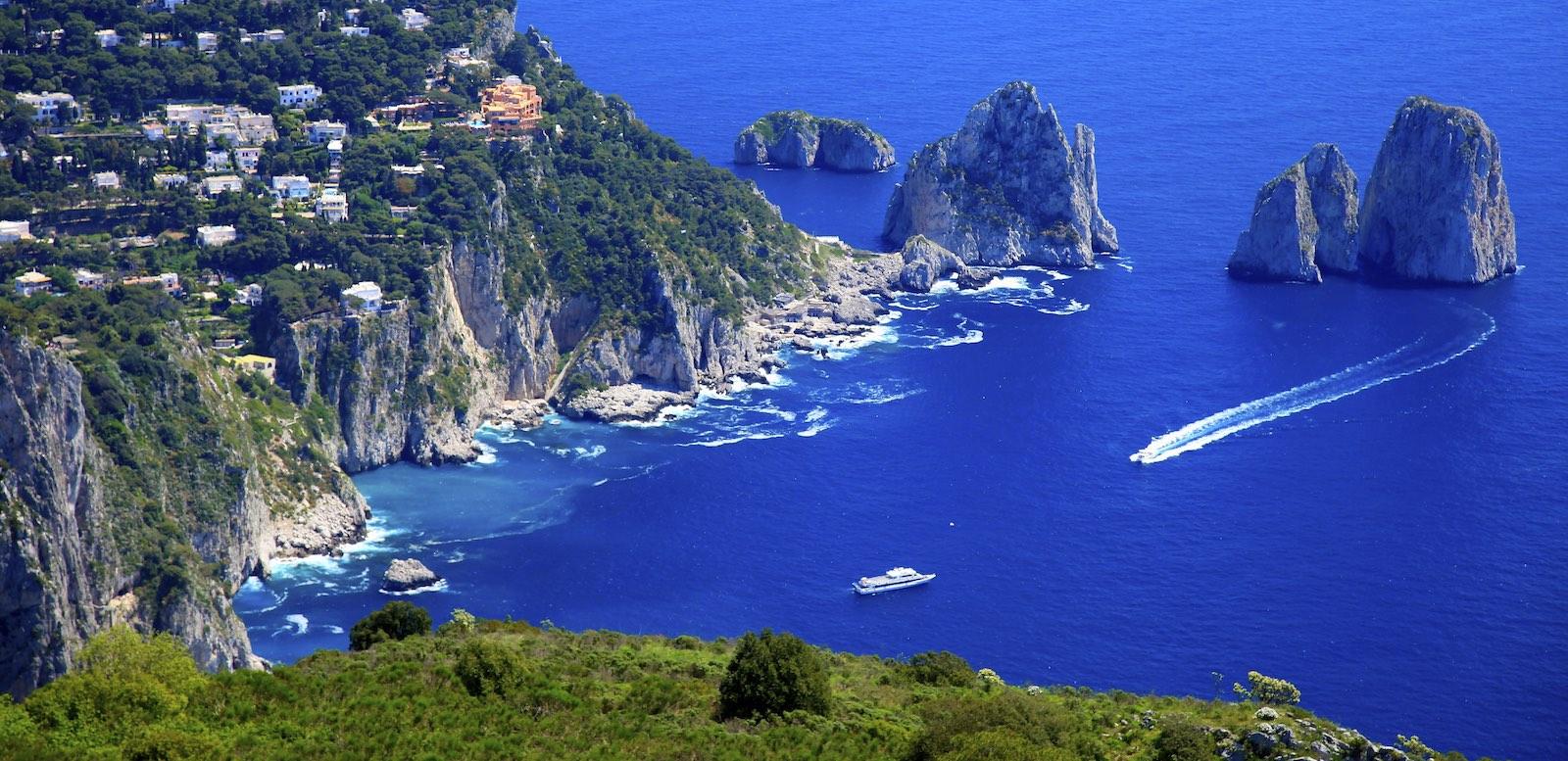 Italian Riviera Yacht Charters Luxury Yacht Rentals
