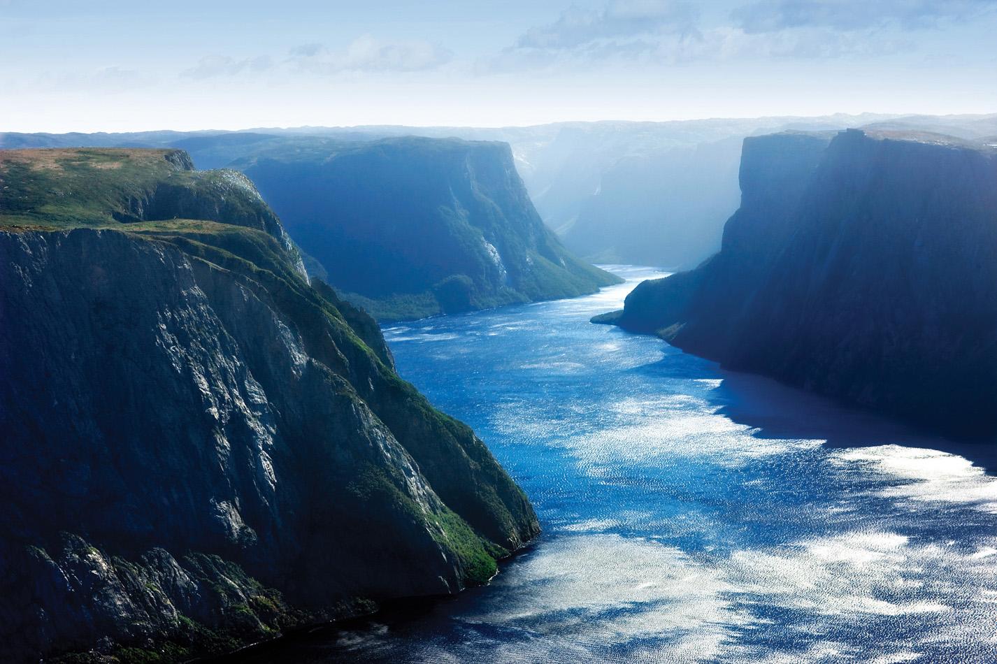 Newfoundland Superyacht Charter Boats Canada Charter