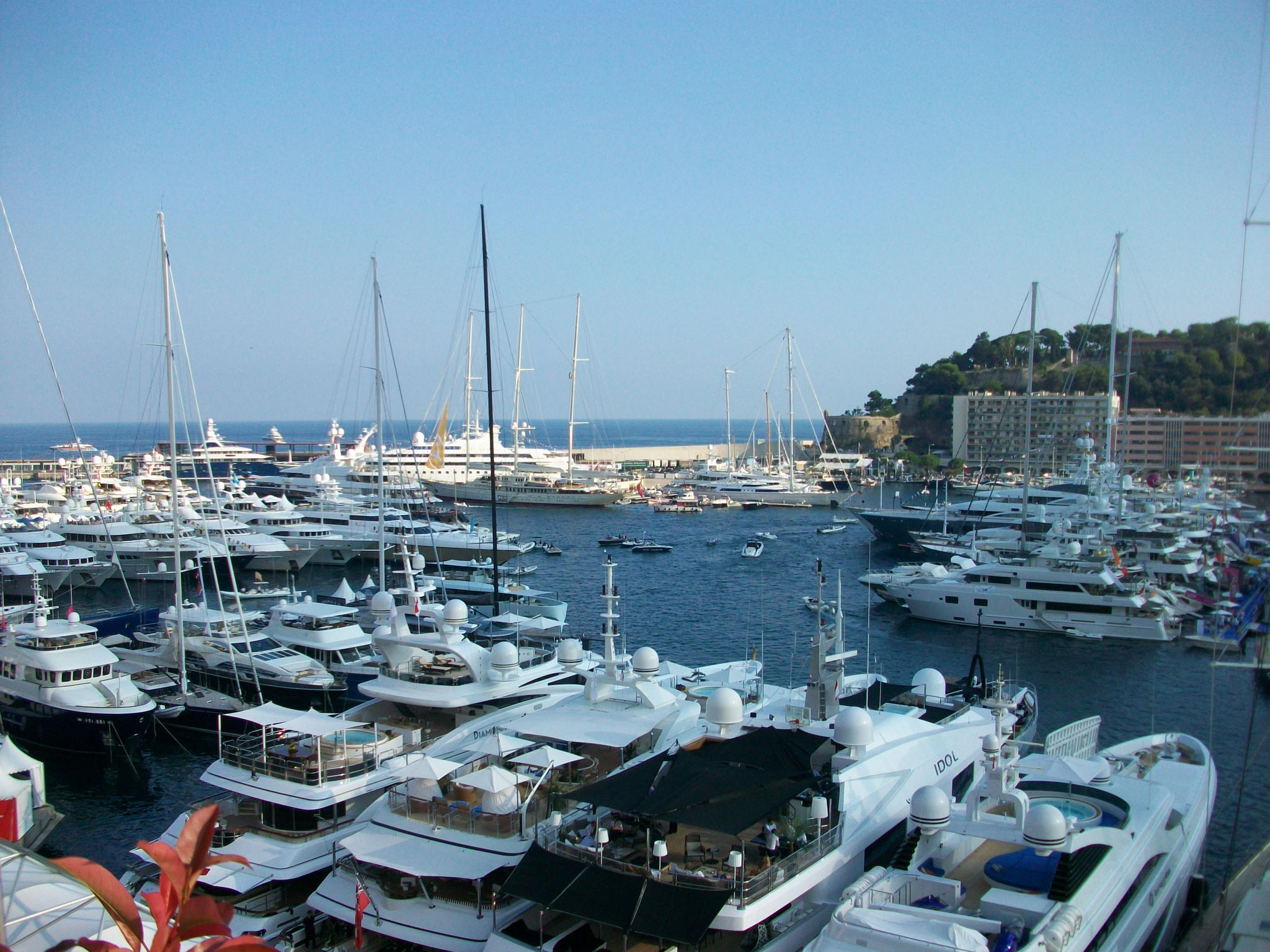 The Monaco Yacht Show For Luxury Yachts
