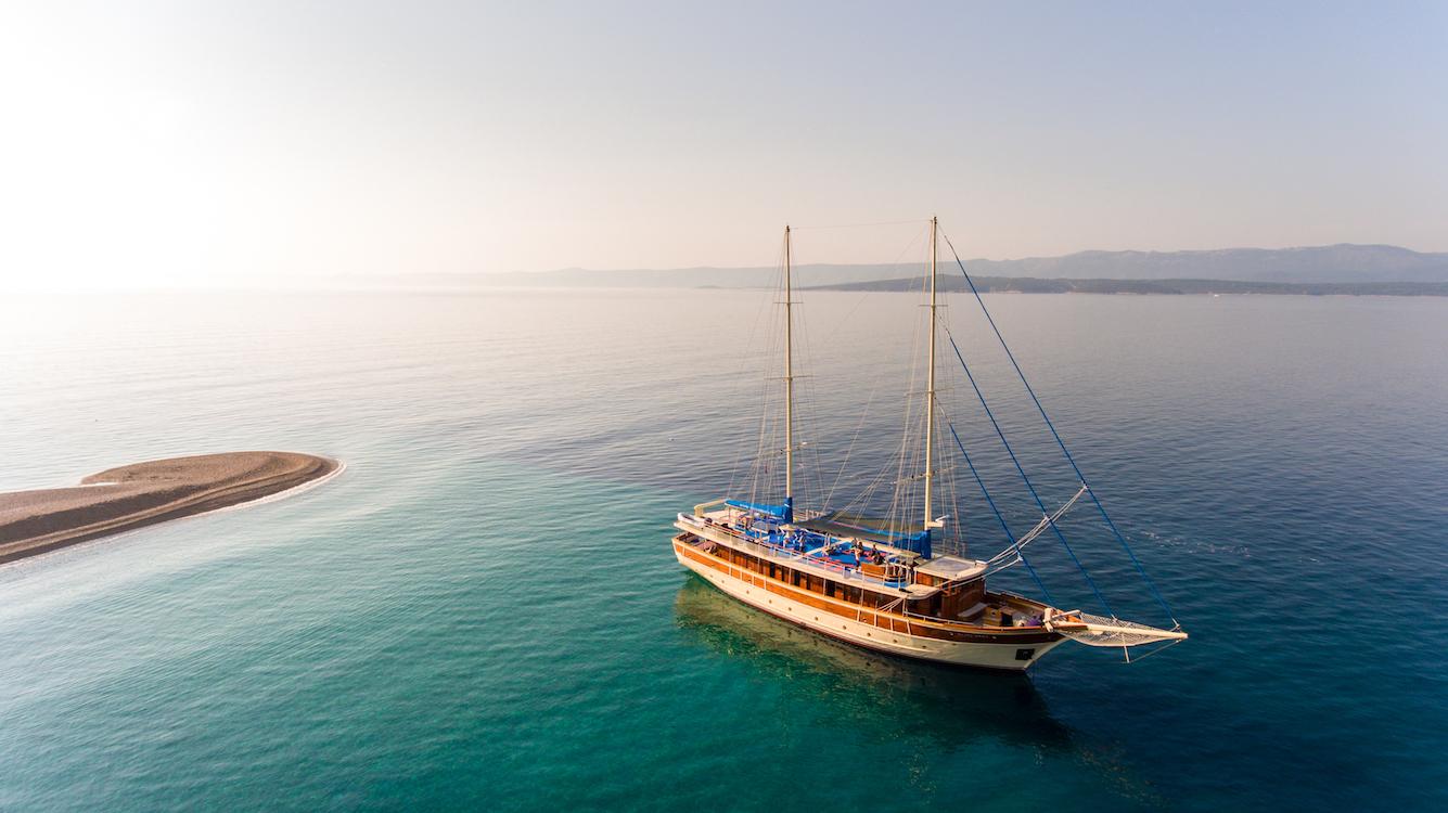 TAJNA MORA Yacht Charter Details Custom Built Gulet