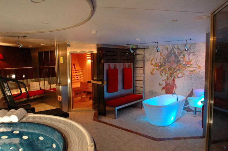 Spa Image Gallery Luxury Yacht Browser By CHARTERWORLD Superyacht Charter