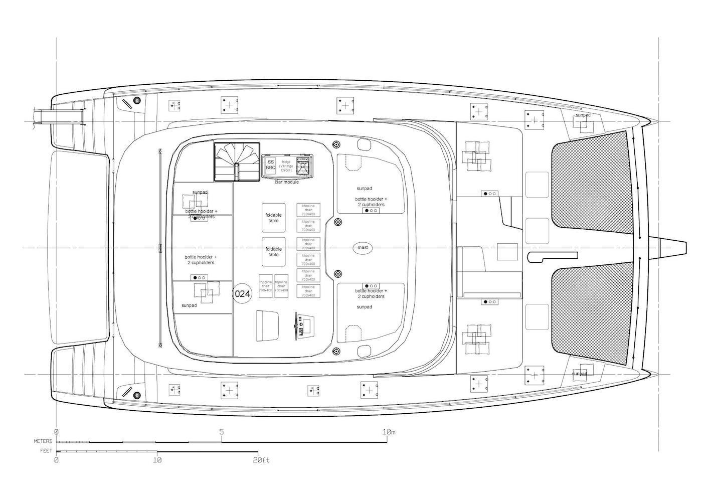 Samadhi Yacht Charter Details Sunreef Yachts