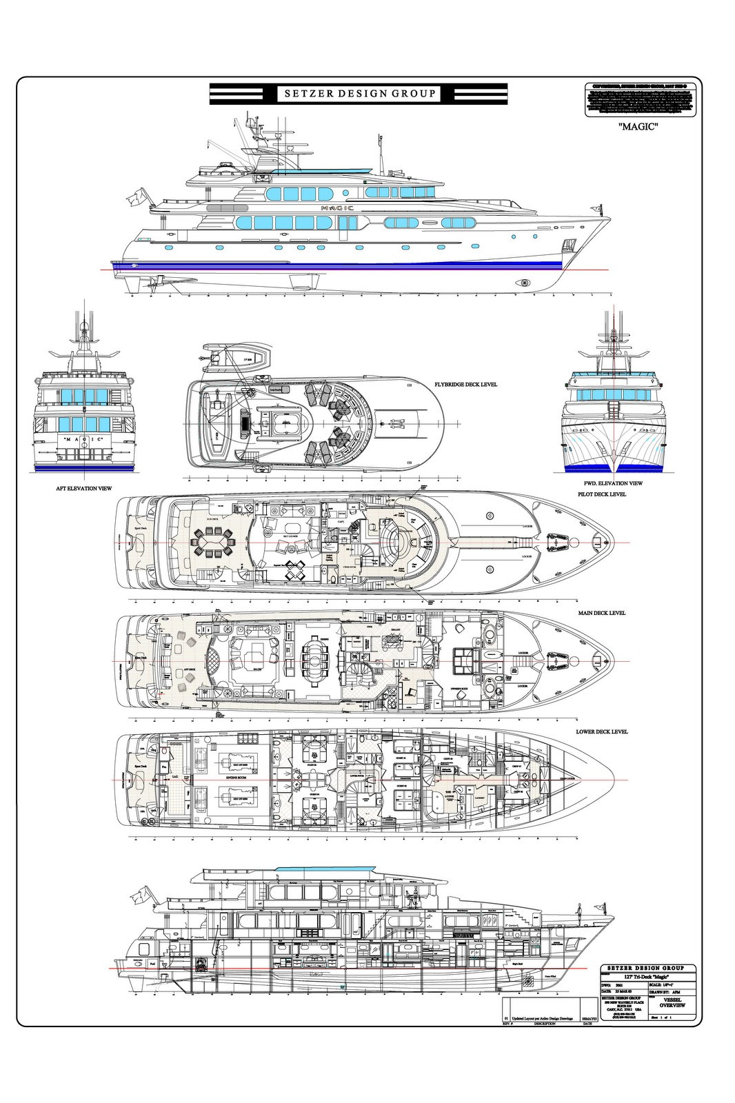 Plans Image Gallery Luxury Yacht Browser