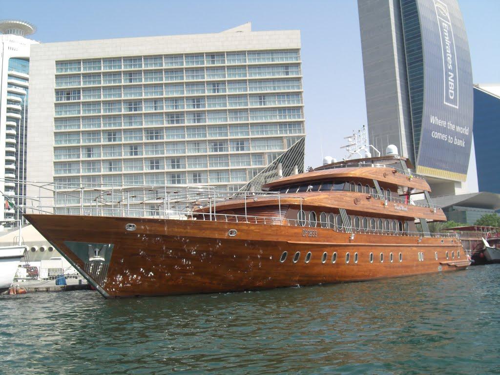 Yacht Touch Wood II Saif Mohd Belquizi Shipbuilding