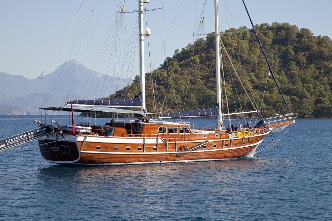 UGUR 2005 Yacht Charter Details Luxury Gulet