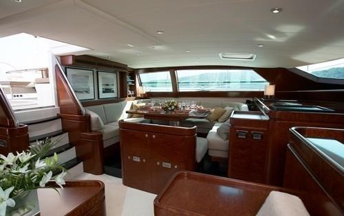 GRAND BLEU VINTAGE Yacht Charter Details CNB Yachts