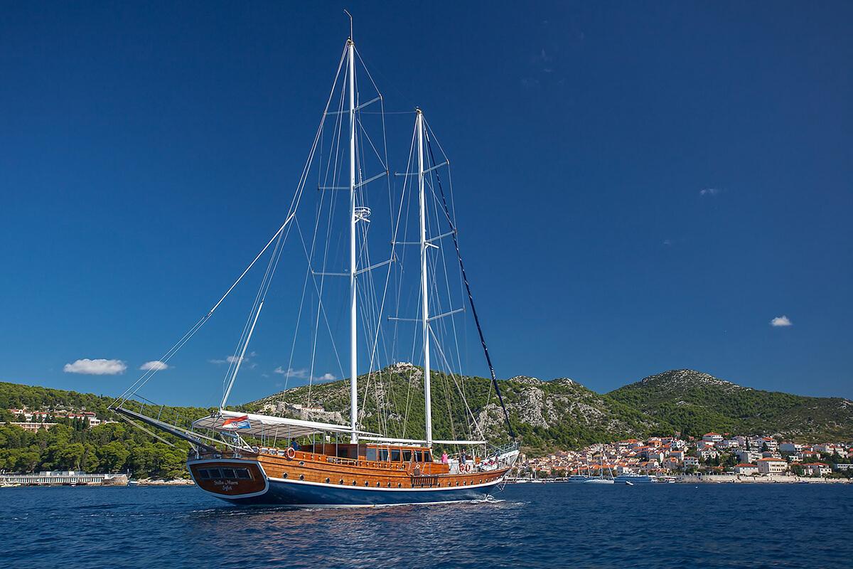 STELLA MARIS Yacht Charter Details Gulet CHARTERWORLD