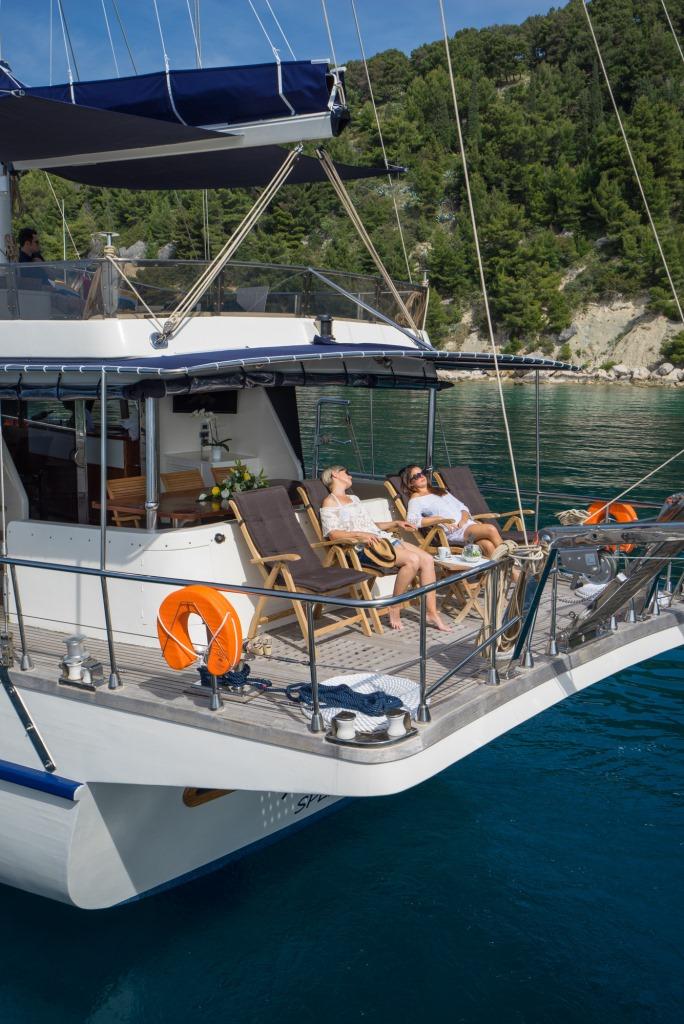 ALBA Yacht Charter Details Gulet CHARTERWORLD Luxury