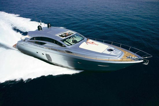 Angels And Demons Yacht Charter Details Pershing 72 CHARTERWORLD Luxury Superyachts