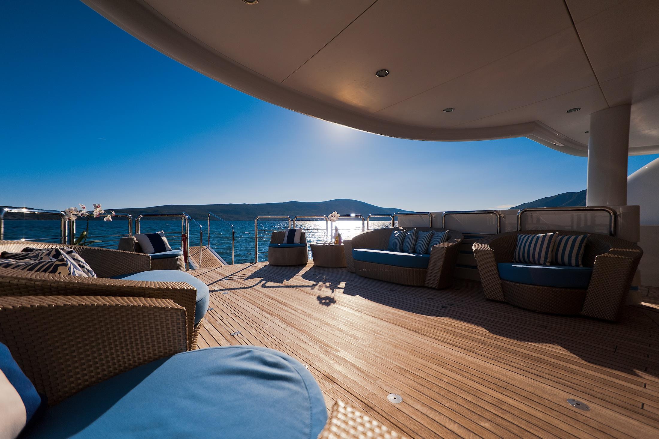 Luxury Catamaran Spirit 35 New Zealand Yachts Yacht