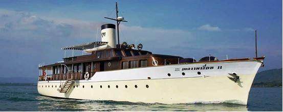 Yacht MAID MARIAN 2 Classic Motor Yacht CHARTERWORLD