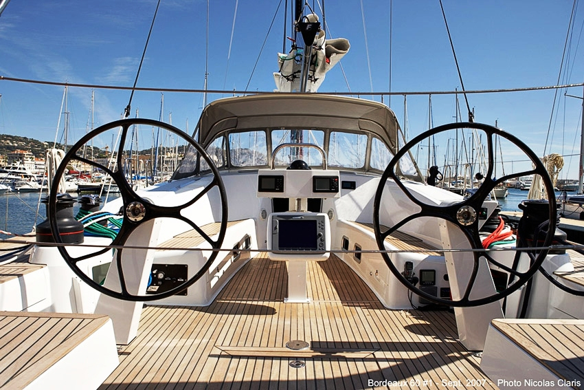 DISCO INFERNO Yacht Charter Details CNB Bordeaux 60