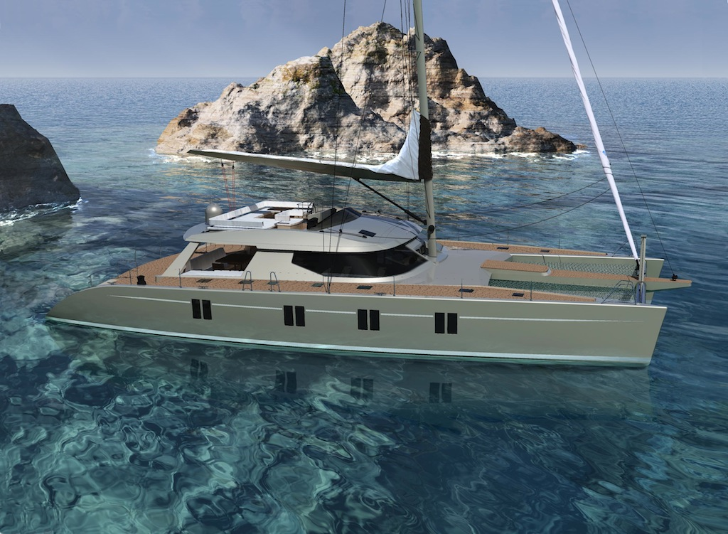 Yacht HAVANA 72 Alu Marine CHARTERWORLD Luxury