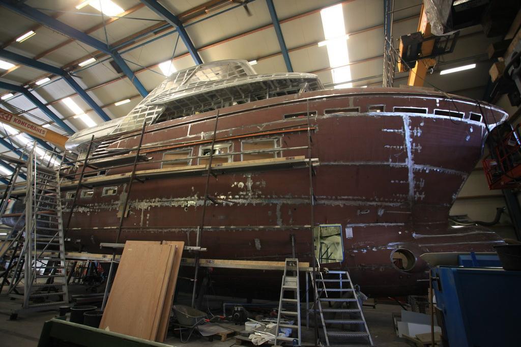 Yacht Drettmann Explorer 24 A Drettmann Superyacht Built