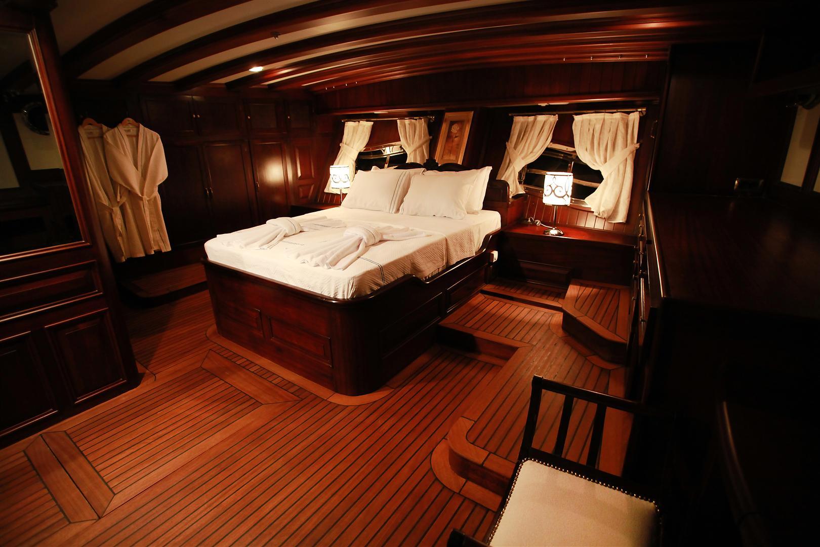 Luxury Gulet Grande Mare Interior Luxury Yacht Browser