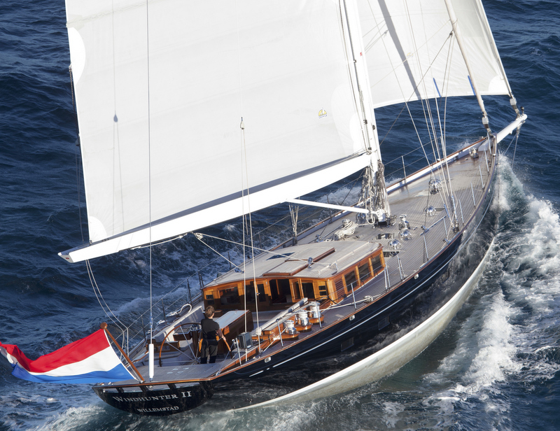 Yacht Windhunter II An Aluboot Superyacht CHARTERWORLD