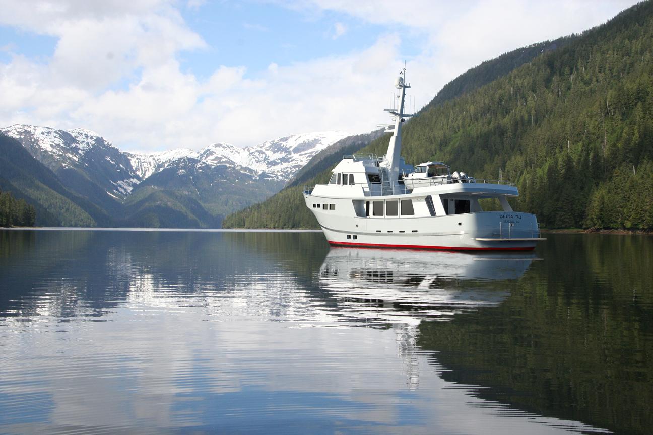 Yacht Delta 70 A Delta Superyacht CHARTERWORLD Luxury
