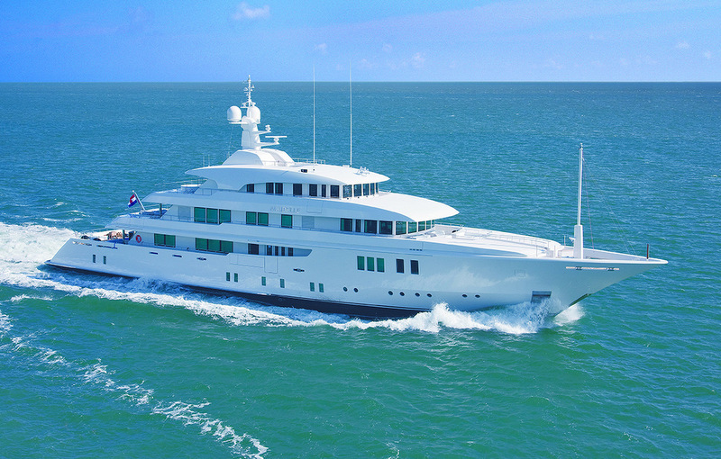 Motor Yacht Meridian Ex Maidelle An Icon Superyacht