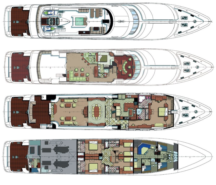 Trinity Yachts Image Gallery Luxury Yacht Browser By
