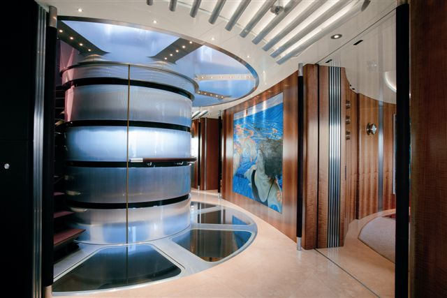 Sailing Yacht Maltese Falcon Luxury Perini Navi Yacht