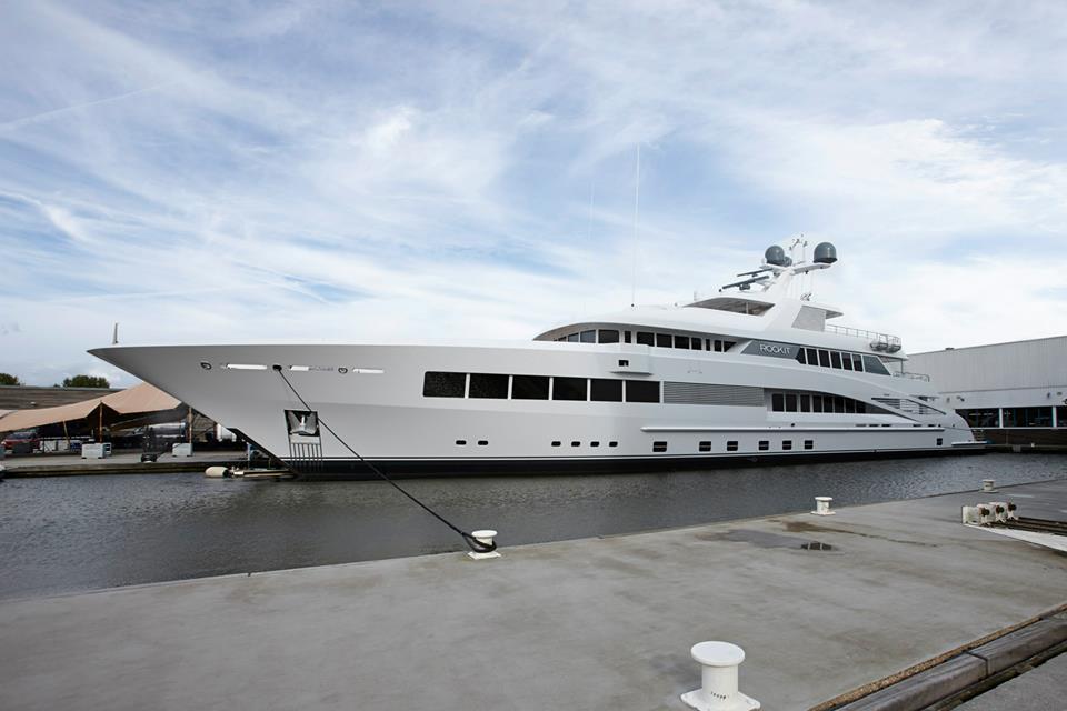 Yacht ROCKIT A Feadship Superyacht CHARTERWORLD Luxury