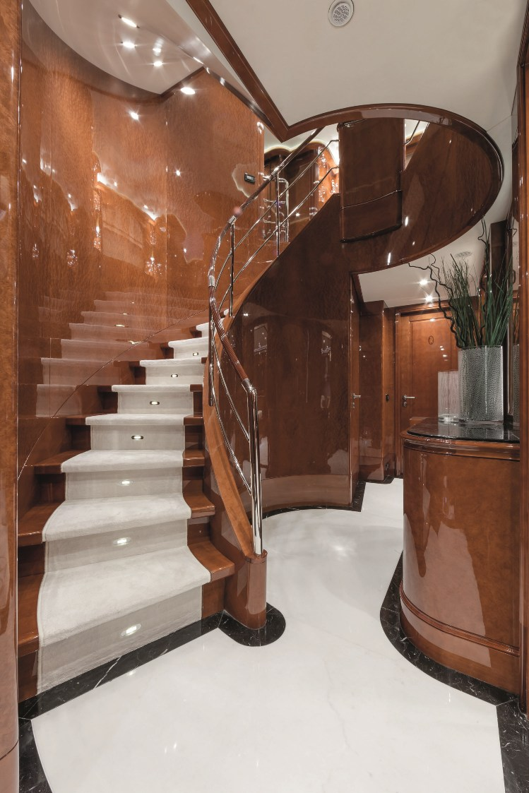 Checkmate Yacht Charter Details Benetti Vision 145