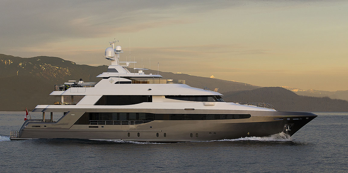 Yacht Muchos Mas Crescent CHARTERWORLD Luxury