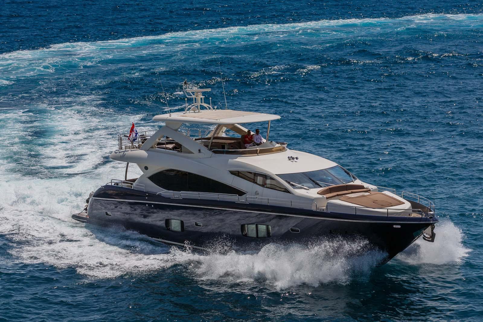 Motor Yacht THE BEST WAY Sunseeker 86